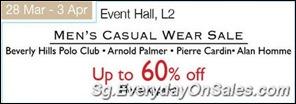 IsetanMenCasualWearSaleSingaporeWarehousePromotionSales_thumb Isetan Men's Casual Wear Sale