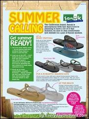 sanukpromotionSingaporeWarehousePromotionSales_thumb Sanuk Summer Footwear Promotion