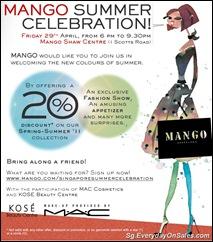 MangosummercelebrationSingaporeWarehousePromotionSales_thumb Mango Summer Celebration
