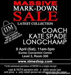 NiMeSaleSingaporeWarehousePromotionSales_thumb Coach, Kate Spade, Longchamp Handbag Massive Mark-Down Sale