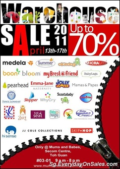 mumbabeswarehousesaleSingaporeWarehousePromotionSales_thumb Mums & Babes Warehouse Sale