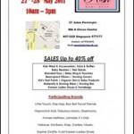 Posh Baby Shop Warehouse Sale