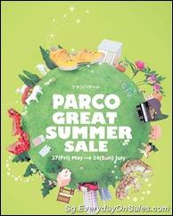 parcogreatsingaporeSalesSingaporeWarehousePromotionSales_thumb PARCO Great Summer Sales