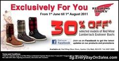 redwingpromotionSingaporeWarehousePromotionSales_thumb Red Wing GSS Sale