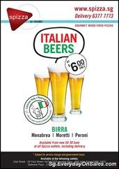 SpizzabeerspromotionSingaporeWarehousePromotionSales_thumb Spizza Italy's National Day Promotion