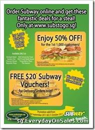 SingaporeSubwayOnlineOrderDealsSingaporeSalesWarehousePromotionSales_thumb Singapore Subway Online Order Deals