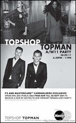 TopshopAndTopmanAW11PartyInvitationSingaporeWarehousePromotionSales_thumb Topshop And Topman A/W11 Party