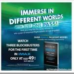 Shaw IMAX Passport Sale