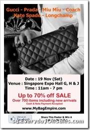 MyBagEmpireDesignerBagSale2011SingaporeSalesWarehousePromotionSales_thumb My Bag Empire Designer Bag Sale 2011
