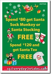 PaulFrankStoreHolidaySpecialSingaporeSalesWarehousePromotionSales_thumb Paul Frank Store Holiday Special