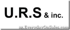 U.R.S.incSale_thumb U.R.S. & inc Storewide Sale