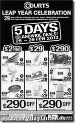 CourtsLeapYearCelebrationIslandwideDeals_thumb Courts Leap Year Celebration Islandwide Deals