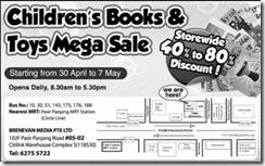 ChildrensBooksToysMegaSale_thumb Children's Books & Toys Mega Sale
