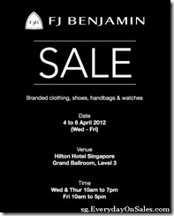 FJBenjaminSale2012_thumb FJ Benjamin Sale 2012