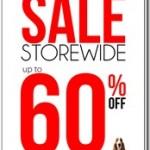 Hush Puppies GSS Storewide Sale 2012