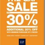 The Gap Singapore Sale