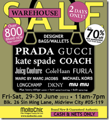 MoltoChicBrandedBagWarehouseSale_thumb MoltoChic Branded Bag Warehouse Sale