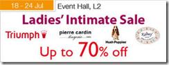 IsetanTampinesLadiesIntimateSale_thumb Isetan Tampines Ladies' Intimate Sale