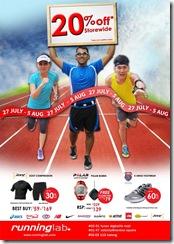RunningLabStorewideSale_thumb Running Lab Storewide Sale