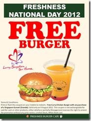 FreshnessBurgerNationalDayFreeBurgerDeal_thumb Freshness Burger National Day Free Burger Deal