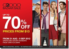 G2000SingaporeBazaarSale_thumb G2000 Singapore Bazaar Sale