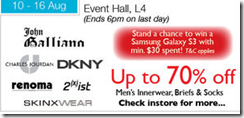 IsetanScottsMensInnerwearBriefsSocksSale_thumb Isetan Scotts Men's Innerwear, Briefs & Socks Sale