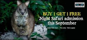 night-safari-buy-1-free-1-2012-shopping-branded-everyday-on-sales_thumb 2-30 September 2012: Wildlife Reserves Singapore Buy 1 FREE 1 Night Safari Promotion