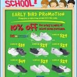 29 November-9 December 2012: Bata Back to School Sale