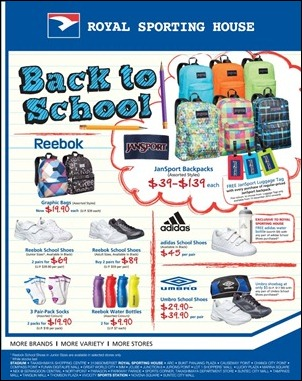 Royal-Sporting-House-Back-to-School-Promotion_thumb 13 December 2012 onwards: Royal Sporting House Stadium Christmas Sale
