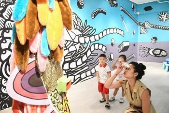 Singapore-Art-Museum-Singapore-Biennale-2019-Curator-Tour-Art-for-Families-with-Kids-at-Gillman-Barracks-350x234 22 Feb 2020: Singapore Art Museum Singapore Biennale 2019 Curator Tour Art for Families with Kids at Gillman Barracks