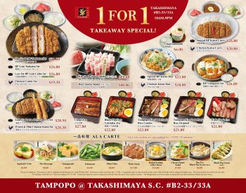 TAMPOPO-1-for-1-Takeaway-Promo-1-350x275 7 Apr-4 May 2020: TAMPOPO 1 for 1 Takeaway Promo
