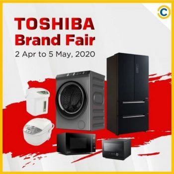 Toshiba-Brand-Fair-at-COURTS-350x350 2 Apr-5 May 2020: Toshiba Brand Fair at COURTS