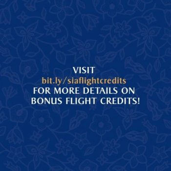Singapore-Airlines-Bunos-Flight-Credit-Promotion.-350x350 22 May 2020 Onward: Singapore Airlines Bunos Flight Credit Promotion
