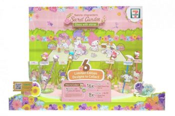 7-Eleven-Sanrio-Secret-Garden-Glass-and-Stirrer-Collectibles-Promotion-350x232 10 Jun 2020 Onward: 7-Eleven Sanrio Secret Garden Glass and Stirrer Collectibles Promotion