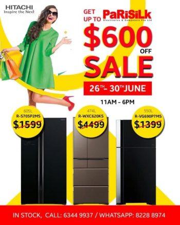 Hitachi-600-Off-Sale-at-Parisilk-350x438 26-30 Jun 2020: Hitachi $600 Off Sale at Parisilk