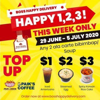 Paiks-BiBim-Happy-1-2-3-Promotion-350x350 29 Jun-5 Jul 2020: Paik's BiBim Happy 1, 2, 3 Promotion