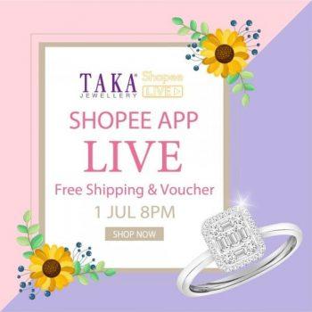 TAKA-JEWELLERY-Shopee-Live-350x350 1 Jul 2020: TAKA JEWELLERY Shopee Live