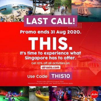 AirAsia-10-Off-Promotion-350x350 27-31 Aug 2020: AirAsia 10% Off Promotion