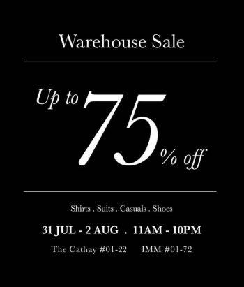 Benjamin-Barker-Warehouse-Sale-350x411 31 Jul-2 Aug 2020: Benjamin Barker Warehouse Sale