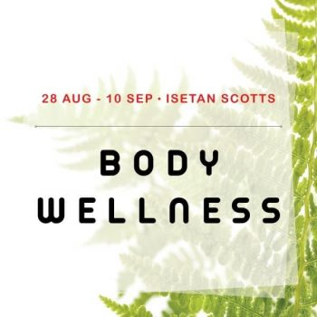 Isetan-Body-Wellness-Promotion-350x350 28 Aug-10 Sep 2020: Isetan Body Wellness Promotion