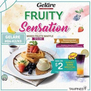 Geláre-FRUITY-SENSATION-Promotion-on-Tampines-1-350x350 24 Sep-25 Oct 2020: Geláre FRUITY SENSATION Promotion on Tampines 1