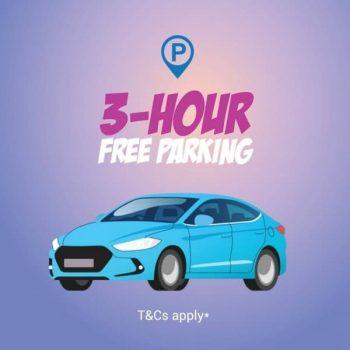Kai-Garden-3-Hour-Free-Parking-Promotion-350x350 7 Sep 2020 Onward: Kai Garden 3 Hour Free Parking Promotion at Marina Square