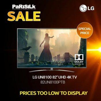 LG-Smart-Television-Parisilk-Sale-350x350 28 Sep 2020 Onward: LG Smart Television Sale at Parisilk