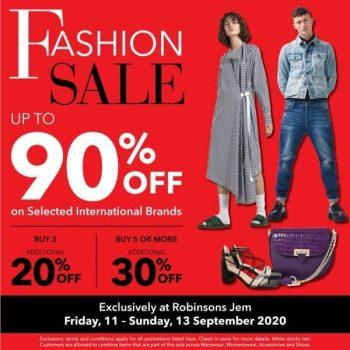 Robinsons-Fashion-Sale-350x350 10-13 Sep 2020: Robinsons Fashion Sale