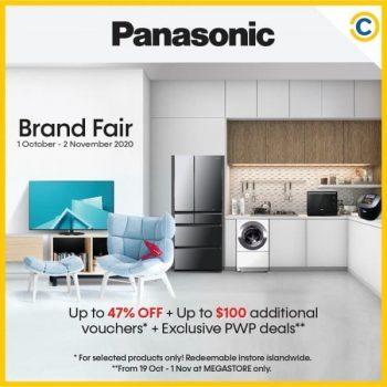 Panasonic-Brand-Fair-at-COURTS-350x350 1 Oct-2 Nov 2020: Panasonic Brand Fair at COURTS
