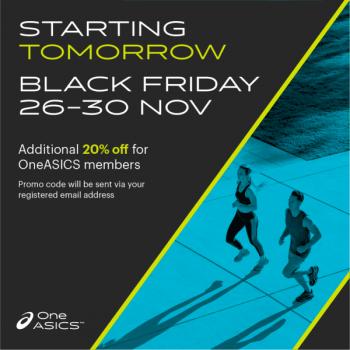 ASICS-Black-Friday-Sale-1-2-350x350 26-30 Nov 2020: ASICS Black Friday Sale