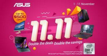 ASUS-11.11-Sale-350x183 1-11 Nov 2020: ASUS 11.11 Sale