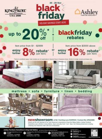 King-Koil-Black-Friday-Sale-350x475 20-29 Nov 2020: King Koil Black Friday Sale