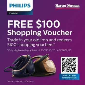 Philips-Garment-Care-Steam-Generator-Irons-Promotion-at-Harvey-Norman-350x350 10 Nov 2020 Onward: Philips Garment Care Steam Generator Irons Promotion at Harvey Norman