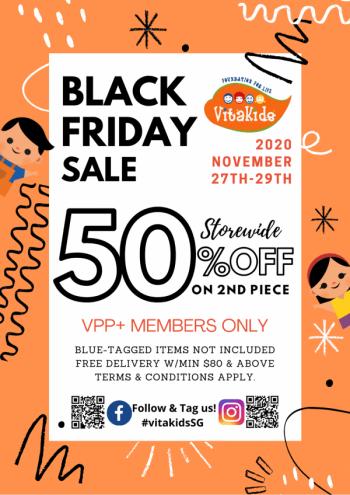 VitaKids-Black-Friday-Sales-350x495 27-29 Nov 2020: VitaKids Black Friday Sales